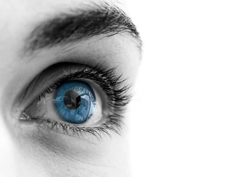 Your eyes are truly the windows to your soul | Ron Watson